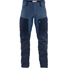 Fjällräven Keb Trousers Men Dark Navy-Uncle Blue